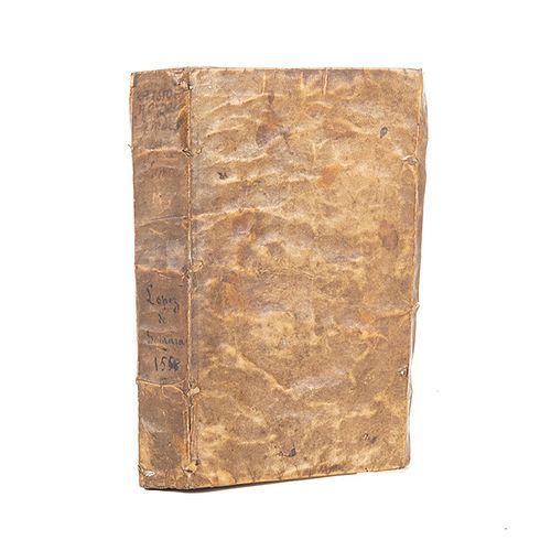 López de Gomara, Francisco. Histoire Généralle des Indes Occidentales & Terres Neuves... Paris, 1568. 1a ed. en francés.
