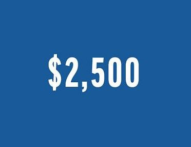Fund a Need - $2500