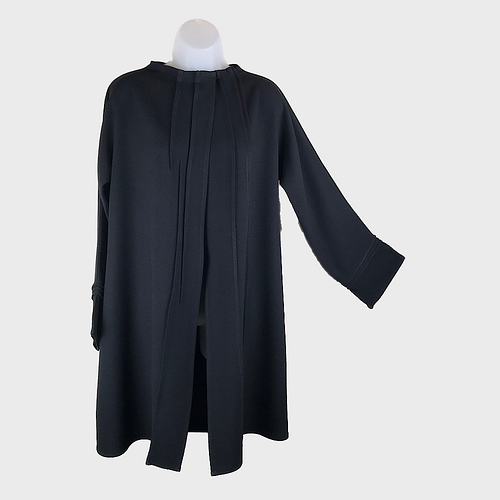 Knee Length Jacket