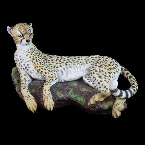 """Connoisseur """"Serengeti Morn II"""" Figurine"""