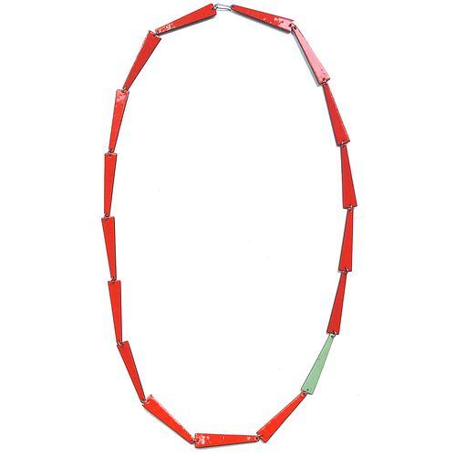 4 Way Wedge Necklace