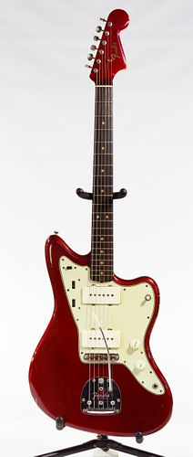 Fender 1964 Jazzmaster Candy Apple Red Electric Guitar