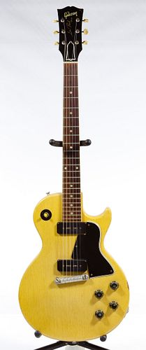 Gibson 1956 Les Paul Special TV Yellow Guitar