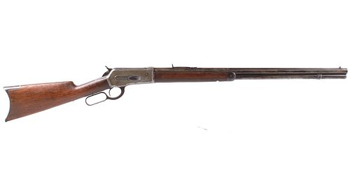 Early Winchester 1886 .40-65 Lever Action Rifle