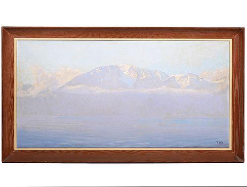 Francois De Ribeaupierre 'La Grammont' Painting
