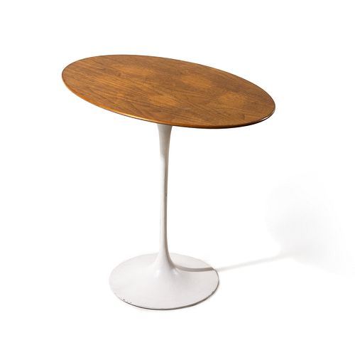 Eero Saarinen (Finnish, 1910-1961) Tulip Side Table,Knoll, USA