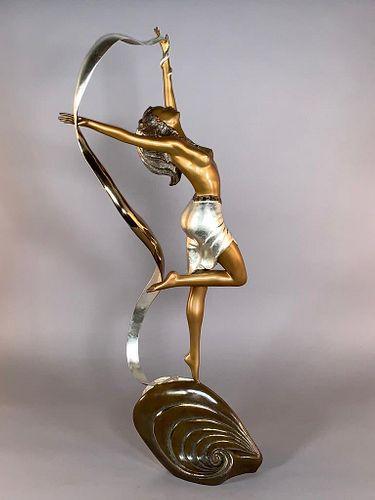 Angelo Basso Bronze, Wave Dancer