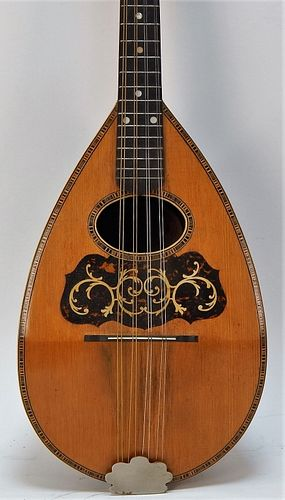 A.C. Fairbanks Model 50 Eight String Mandolin
