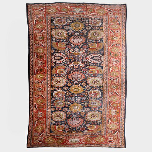 Large Persian Gallery Carpet