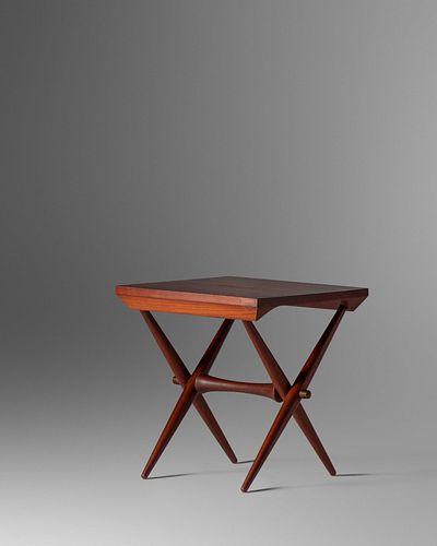 Jens Quistgaard (Danish, 1919-2008) Occasional Table,Dansk, Denmark