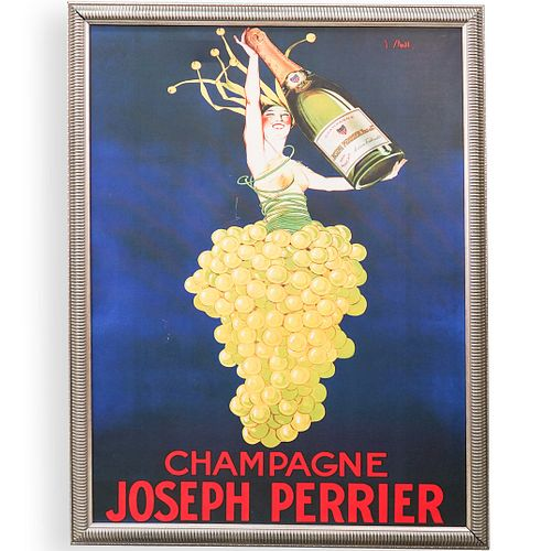 Style of Joseph Perrier Giclee on Canvas