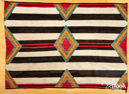 Navajo Indian Third Phase chiefs blanket