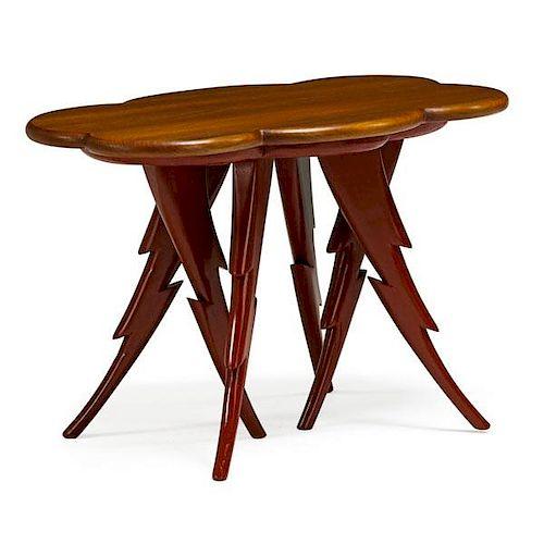 ROBERT WHITLEY SIDE TABLE