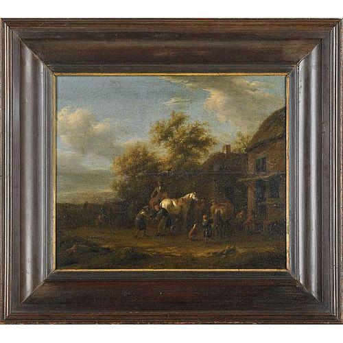 BARENT GAEL (Dutch, 1630-1698)