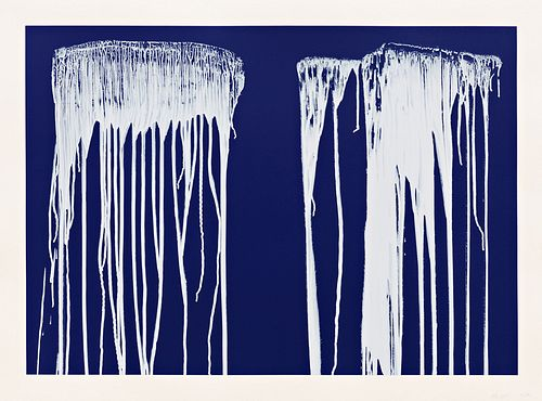PAT STEIR - Untitled