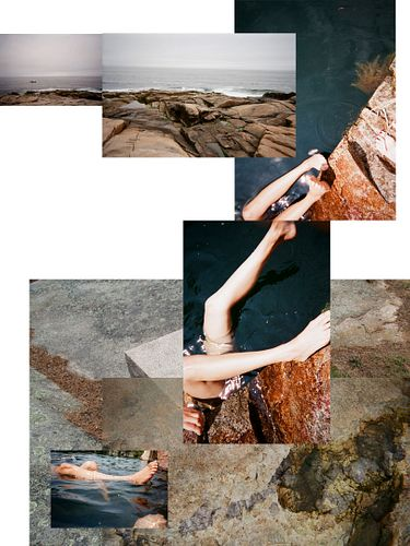 ASHLEY WOOD, MFA 13 - Rockport Quarry #1 (summer)