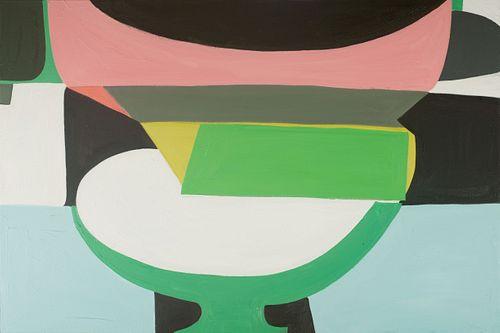 MARIE ANTHONY, MFA 16 - Arcs with Pedestal #2