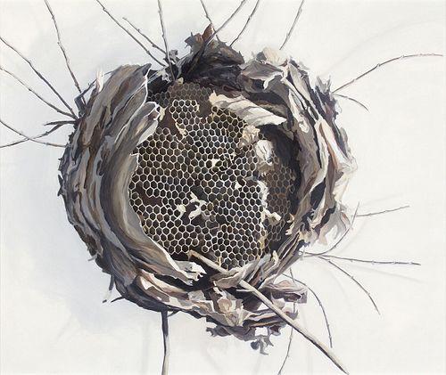 HEIDI HOGDEN, MFA 12 - The Hive