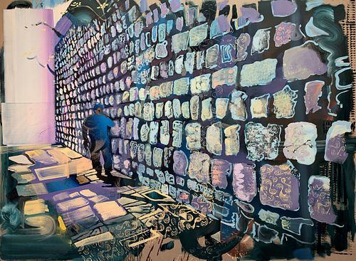 ANDREW FISH - The Wall