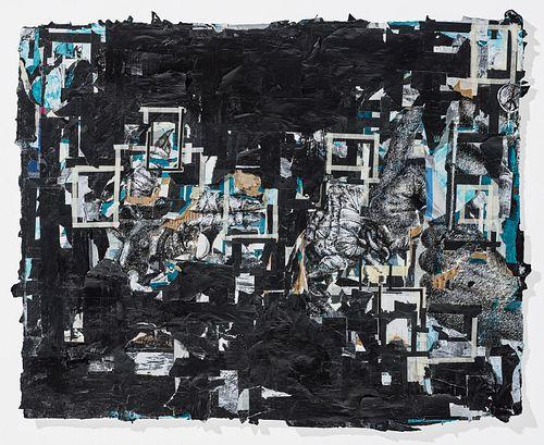 JAMAL D. THORNE, MFA 12 - Untitled No. 22