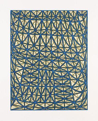 JAMES SIENA - Sagging Grid