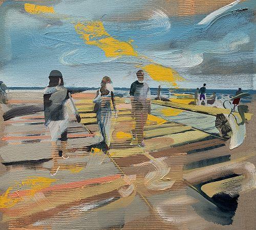 ANDREW FISH - Boardwalk