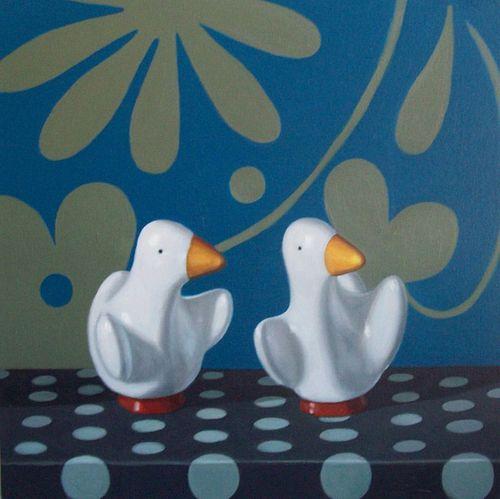 MAUREEN O'CONNOR - Ducks & Dots