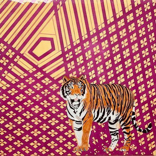 LULU DAVIS - Tigers, Tigers, Everywhere...