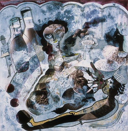 ERICA DABORN, former faculty  - Interplay: Bottles
