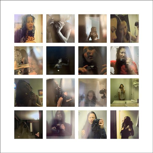 LAUREL NAKADATE, BFA 98 - 365 Days: Crying Selfies