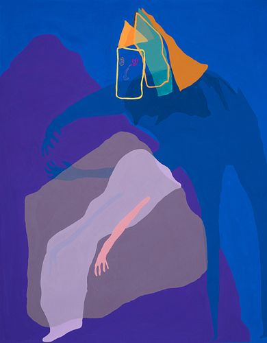 MAIA LYNCH, MFA 13 - Tomb Hug