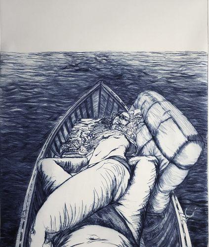 EMILY LOMBARDO, MFA 13 - At Sea