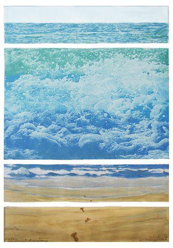 ALICE MERLONE, MFA 11 - Deep Blue Sea II