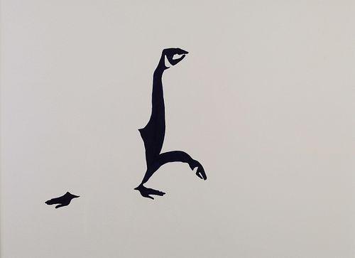 SANDRINE SCHAEFER, BFA 04 - goose study no. 38