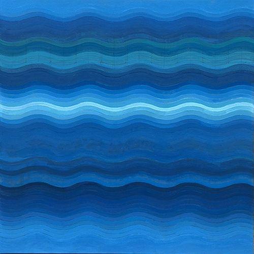 MERYL BLINDER, MFA 99 - Royal Blue