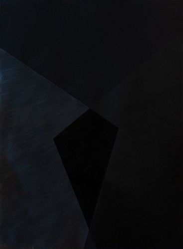 DANIELA RIVERO, Post Bac 19 - Black Over Black 003