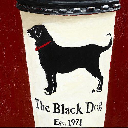 SUSAN JANE BELTON, faculty - Black Dog
