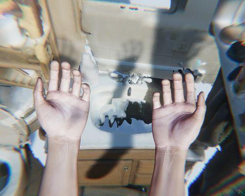 BILLY FOSHAY, MFA 20 - oh dear my hands