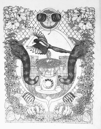 JOHN LEHMAN, MFA 20 - The Wind-Up Bird