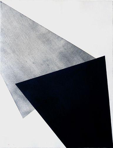 DANIELA RIVERO, Post Bacc 19 - Blue and Grey Series 006
