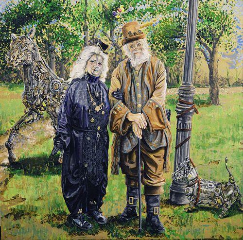 KATIE WILD, MFA 13 - The Odd Couple
