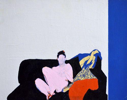 KATHERINE WILDMAN, MFA 19 - In the Pink