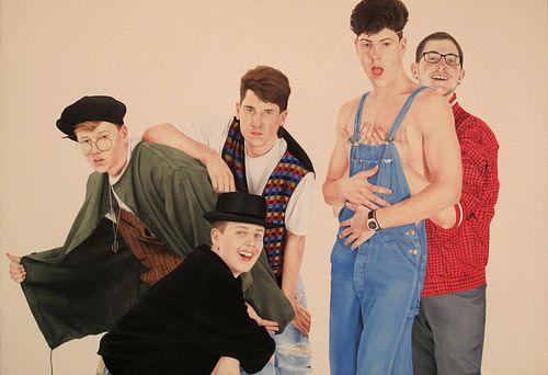 COBI MOULES, MFA 10 - Cover Boys I