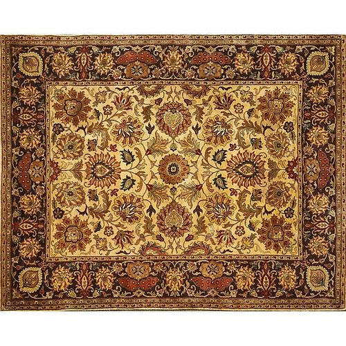 ARTS AND CRAFTS STYLE ORIENTAL RUG