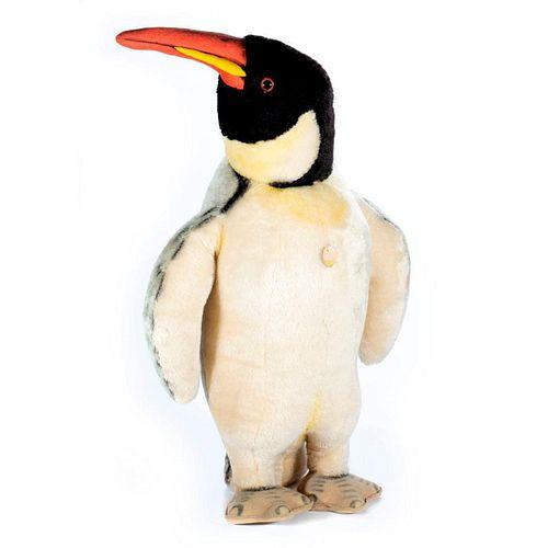 LARGE Vintage Steiff Penguin Store Display
