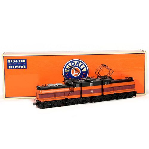 Lionel 6-18384 O Gauge Milwaukee Road Bipolar Electric Locomotive