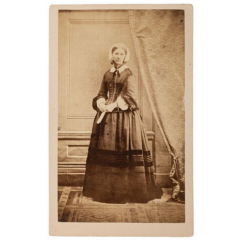 Florence Nightingale CDV