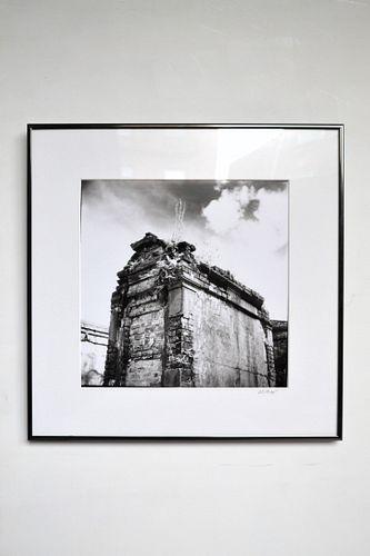 """Colin Poellot, Lafayette Cemetery No.1, 2018, gelatin silver print 12""""x12"""""""