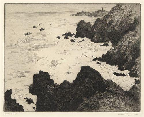 Gene Kloss, Ocean Foam, 1946