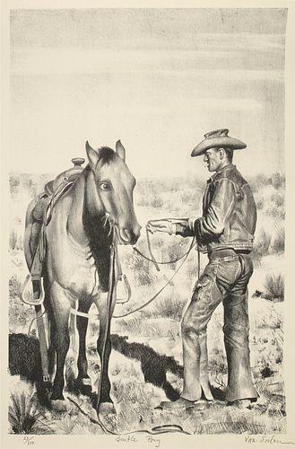 Theodore Van Soelen, Gentle Pony